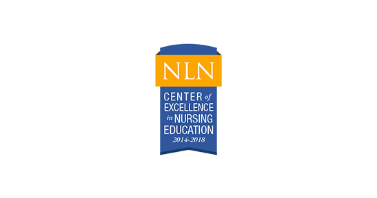 NLN Center of Excellence in Nursing Education 2014-2018
